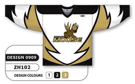 design your own hockey jersey canada moose custom hockey jersey