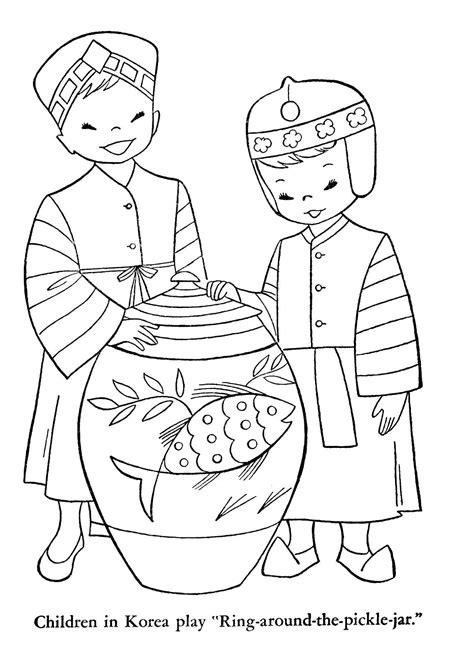 icolor  kids   world korea korean crafts