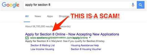 signing up for section 8 housing online affordable housing and section 8 scam prevention guide
