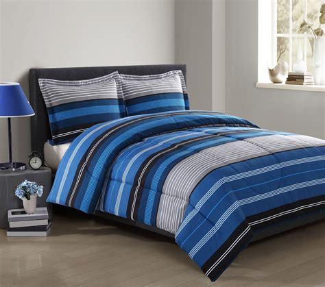 Design Studio Home Collection Comforter Essential Home 3 Microfiber Comforter Set Studio