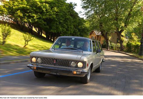 the cars of agnelli de nederlandse fiat 130 website