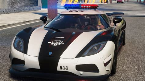 koenigsegg crew koenigsegg agera r police car the crew calling all