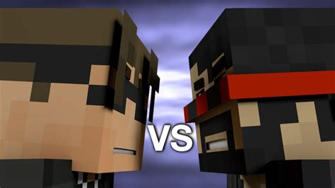 captainsparklez minecraft captainsparklez vs skydoesminecraft minecraft rap battle
