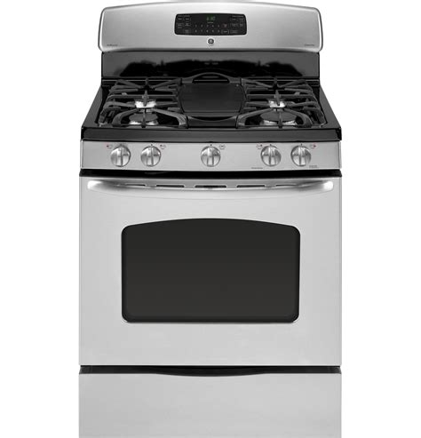 Oven Gas Standing adora series by ge 174 30 quot free standing gas range