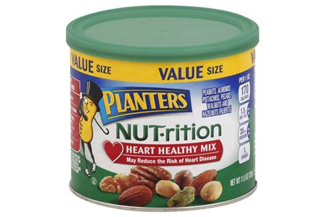 Planters Healthy Mix by Planters Nut Rition Healthy Mix 11 5 Oz Kraft Recipes