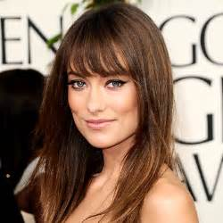 Olivia wilde sexy spring haircuts to try now bangs