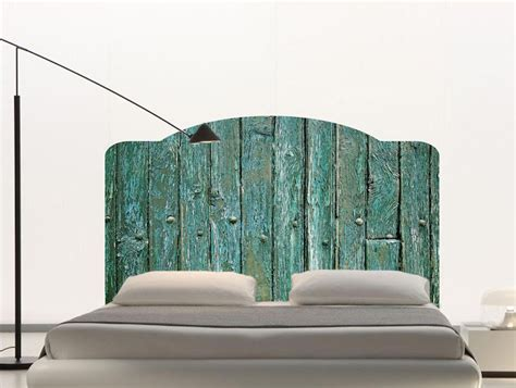 Headboard Mural by Rustic Bed Headboard Mural Decal Bed Headboards