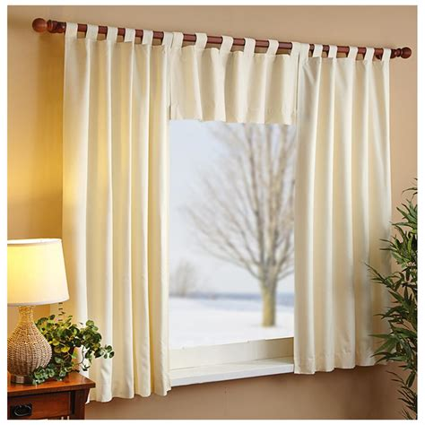 insulated drapes clearance pair of crosby insulated curtains 582546 curtains at