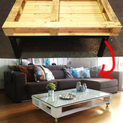 Diy pallet coffee table tutorial diy cozy home