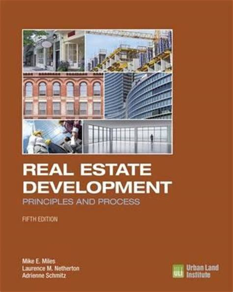 Executive Mba Real Estate Development by Real Estate Development Mike E 9780874203431