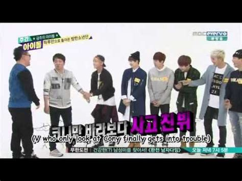 bts zombie eng sub eng sub 140430 bts weekly idol part 1 2 youtube