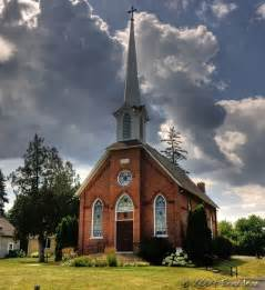 Old country churches best background wallpaper