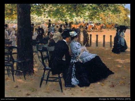 colazione in giardino de nittis giuseppe de nittis pittore biografia opere settemuse it