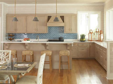 interior blue tile backsplash and brown wooden kitchen cabinet appliances loversiq brown and blue glass tile backsplash design ideas
