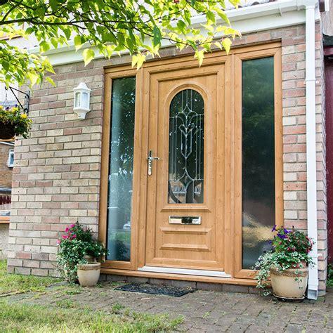material   front door