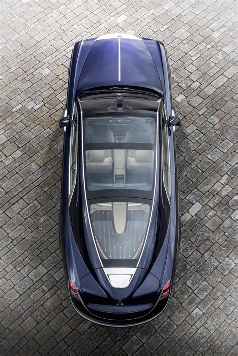 rolls royce roof rolls royce sweptail debuts at concorso d eleganza