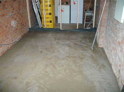 garage conversion floor insulation house conversions