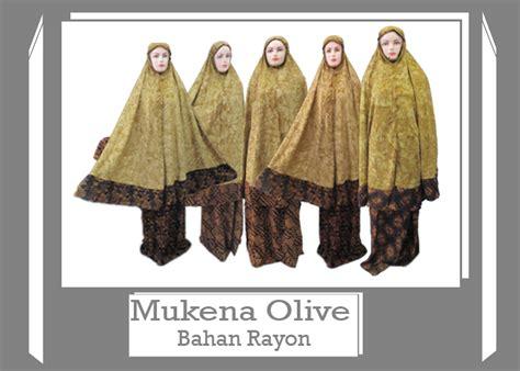 Grosir Mukena Murah Di Yogyakarta produsen mukena olive dewasa murah 90ribuan