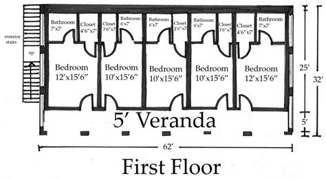 guest house design floor plans with guest house numberedtype