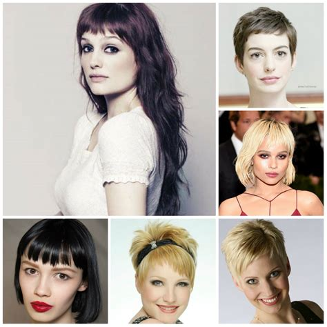 Hairstyles Bangs 2016 by 2016 Haircuts With Bangs 2017 Haircuts