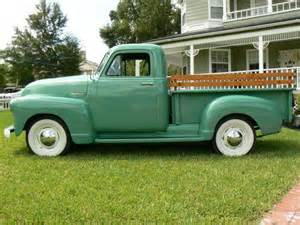 buy new 1952 chevrolet 3100 stake side farm truck fully