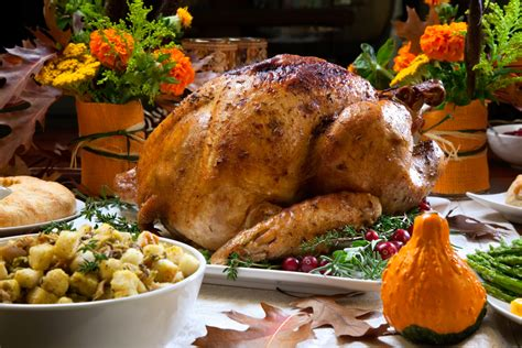 What Is A Traditional Thanksgiving Dinner In Canada
