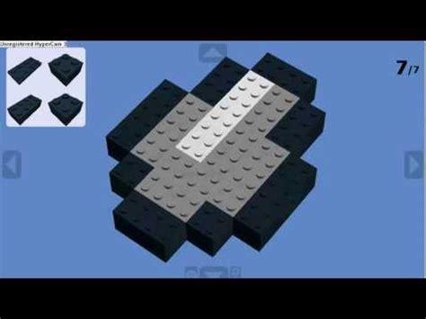 tutorial lego minecraft lego minecraft ghast tear tutorial youtube