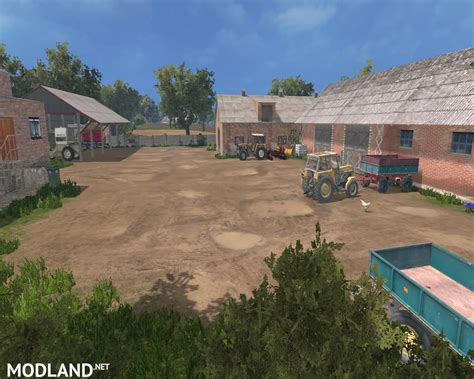 Ls Pl by Fretkowo Map V 1 0 Mod For Farming Simulator 2015 15