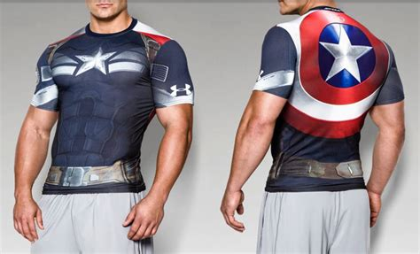 Marvel Tees Original Captain Amerika Not Bape thermal 163 2 00 reduced from 163 8 tesco f f