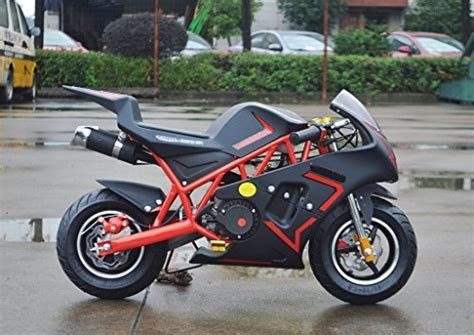 Venom 49cc Premium Pocket Bike   Buy Online in UAE.   Toy
