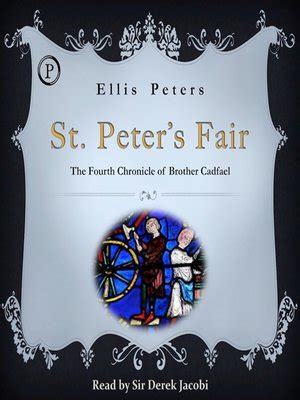 s fair the chronicles of cadfael books chronicles of cadfael series 183 overdrive ebooks