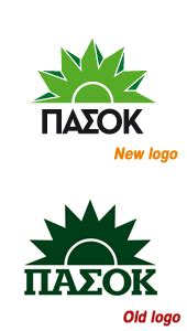 Digital Gets Distinguished Makeover by Pasok When A Digital Makeover Means To The Greeks