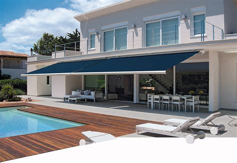 retracting awning motorized retractable awnings houston sunesta awnings the shade shop houston tx