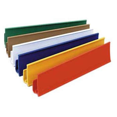 Shelf Markers by Metro Csm6 W Color Coded Restaurant Shelf Markers