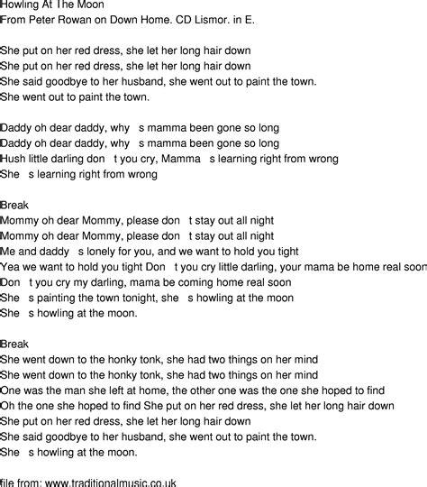 moon lyrics the moon song