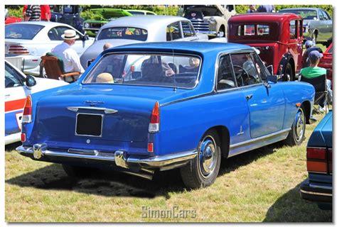 Lancia Car Company Simon Cars Lancia Flaminia Coupe
