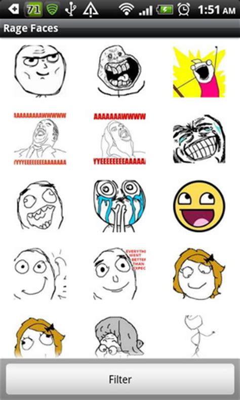 Meme Faces Explained - rage faces list image search results