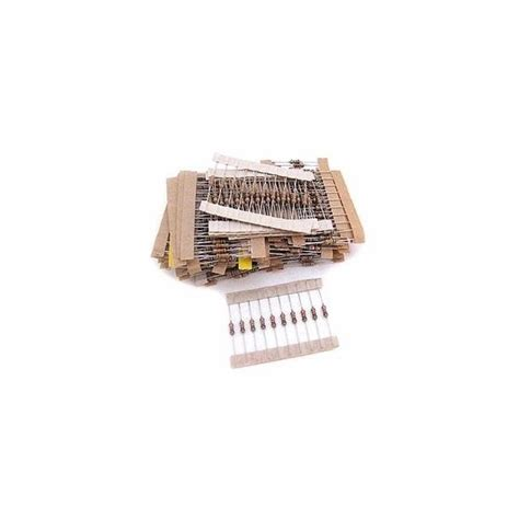 7 49 resistor value pack 480pc 1 4w 5 e3 tinkersphere