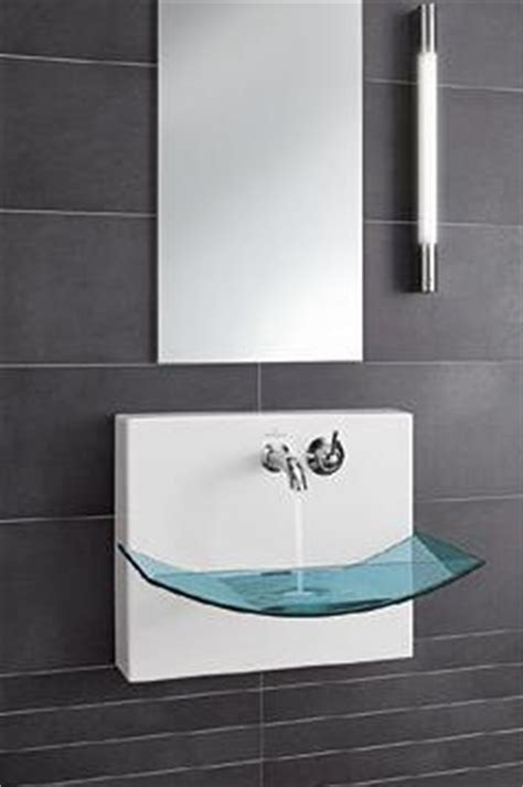 Liaison glass basin from Villeroy & Boch