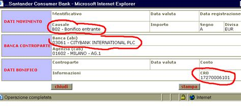 Codice Banca Intesa by Zerotondo Dove Trovo I Cro Pagina 2