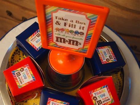 m m themed baby shower cheerful m m s rainbow baby shower theme ideas