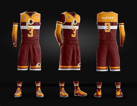 design jersey psd basketball uniform jersey psd template on behance mockup
