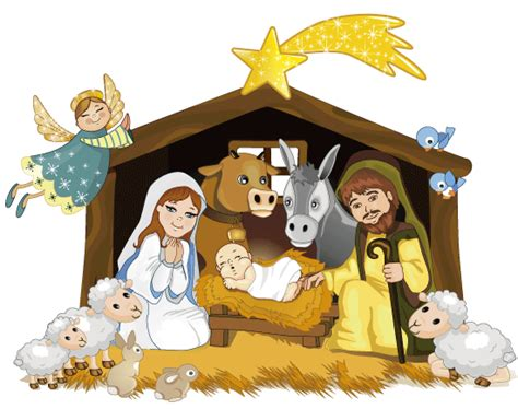 imagenes del nacimiento de jesus infantiles im 225 genes de pesebre navide 241 o infantil para imprimir
