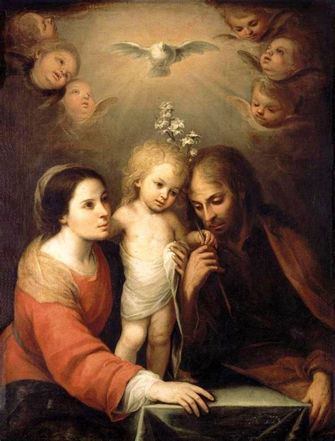 holy family of jesus and joseph holy family