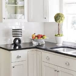 White Tile Backsplash Kitchen by White Subway Tile Backsplash Best Kitchen Places