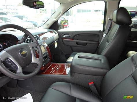 2013 Chevy Tahoe Interior by Interior 2013 Chevrolet Tahoe Ltz 4x4 Photo