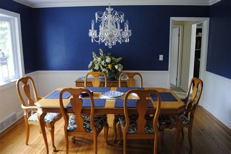 dark blue dining room privileges of dining room with blue walls orchidlagoon com