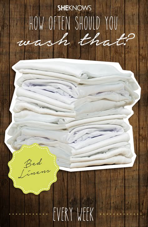 how often to wash bed sheets how often should you really wash that a laundry guide
