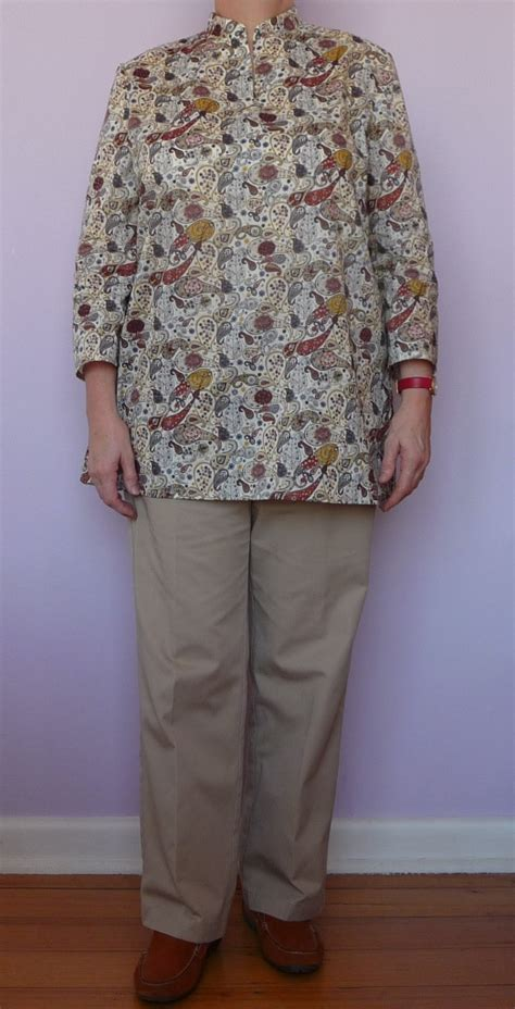 kurta pattern sewing paisley kurta sewing projects burdastyle com