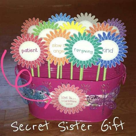 s day secret pal gifts 46 best images about secret ideas on